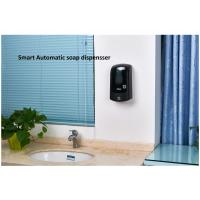 1L Wall Mounted Automatic Hand Soap Dispenser With Button Or Key Lock