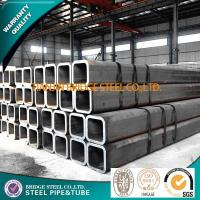 Buy cheap ASTM A500 BS1387 ERW Square Steel Pipe 6 Inch Q195 / Q235 / Q345 product