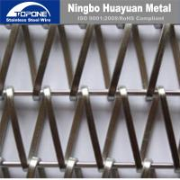 Buy cheap Cold Drawn Craft Stainless Steel Flat Wire Electronic Coil Or Spool Packing product