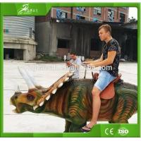 Buy cheap CE approved vivid electric walking dinosaur ride for kids product