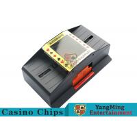Buy cheap Texas Holdem Playing Card Shuffler Lightweight Easy Carry For Small Card Games product