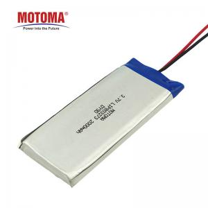 Buy cheap 460Wh/L Medical Lithium Batteries 3.7V 2000mah For Health Care Device product