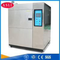 Automotive industry Fast Temperature Change Heating Cooling Cycling Thermal Shock Test Chamber for sale