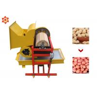 Buy cheap Type TK-500 Peanut Processing Machine Manual Groundnut Sheller Steel Material product