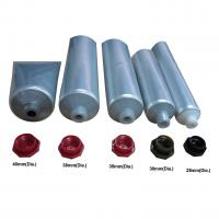 Buy cheap Toiletry / Chemical / Food Packaging ABL Tubes , Hot Stamping Flexible Aluminium Tube product