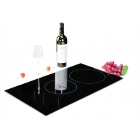 Buy cheap Kitchenaid Domino Booster Built In Duoble Burner Induction Hobs from wholesalers
