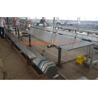 Buy cheap Irrigation Q195 Q215 Pre Galvanized Round Steel Pipe SCH80 SCH XXS ASTM A53 product
