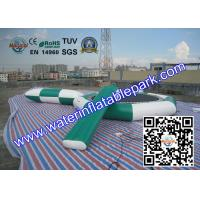 Buy cheap Floating Inflatable Water Trampoline Combo Game Playing On Sea Or Lake product