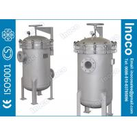 Buy cheap BOCIN High Pressure Multi-bag Filters Housing River Water Filter With Quick Opening product