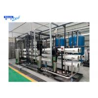 Buy cheap CE Passed Reverse Osmosis Water Treatment Plant for Chemical Processing product