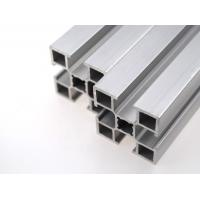 Buy cheap T Slot Shaped Channel Aluminium T Track Extrusion Profile 40x40 Industrial Aluminium Extruded Section product