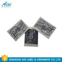 Buy cheap Durable Eco - Friendly Clothing Tabel Tags With OEM Design Acceptable product