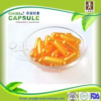 China medical grade clear gelatin capsule on sale