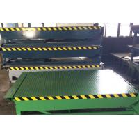 Buy cheap 6 ton Stationary Loading Bays Prefabricated steel structure warehouse product