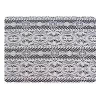 Buy cheap White Polyester Lace Fabric product