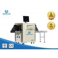 Buy cheap 0.22m / S Speed X Ray Baggage Scanner Dual Energy For Large Parcels Screening from wholesalers