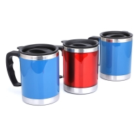 Buy cheap Plastic 400ml 13 Oz Stainless Steel Insulated Mug product