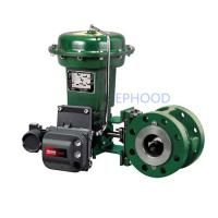 Buy cheap Fisher 1052 Spring Return Diaphragm Valve Actuator , Diaphragm Rotary Actuator product
