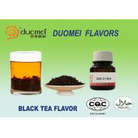 Buy cheap Bakery Candy Energy Drink Flavours Black Tea Oil Flavoring Yellow To Light Yellow product
