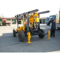Buy quality Geological Drilling Rig With Hydraulic Jack Light Weight Torque Transfer Trailer at wholesale prices