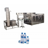 Buy cheap Water Bottle Filling Machine Still Water, Pure Water Production Equipment from wholesalers