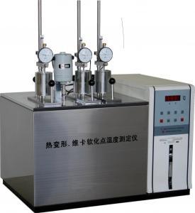 Buy cheap RV-300E/RV-300F Heating deflection & vicat softening temperature measuring apparatus product