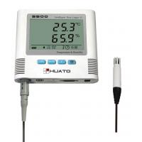 Buy cheap Customized High Temperature Humidity Data Logger Mac Compatible Plastic Material product