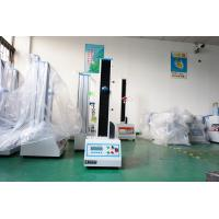 China Pull Lab Tester Machines Single Column Tensile Strength Universal Testing Machine for sale