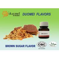 Buy cheap Black Brown Natural Sugar Flavouring Food Flavour Additive Beverage Flavors product