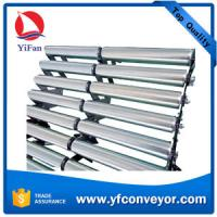 Flexible Gravity Steel Twin Roller Conveyor for loading unloading containers
