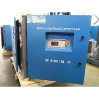 China Electronic Oil Free Reciprocating Air Compressor / Oil Free Gas Compressor 35HP on sale