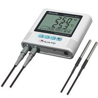 Buy cheap High Precision Temperature Humidity Data Logger Low Energy Consumption product