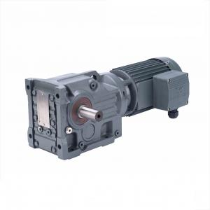 Buy cheap Wanshsin Helical Bevel Gear Motor K Series CCC Certified product