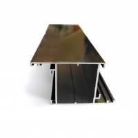 Buy cheap 6063 T5 T6 Anodized Thermal Break Aluminum Profiles For Aluminum Windows Frame Parts product
