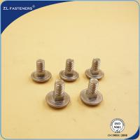 Buy cheap High Precision Stainless Steel Bolts Plain Finish OEM / ODM Available product