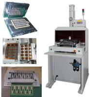 Buy quality Custom made V Groove Cutting Machine PCB Depanelizer for punching mould at wholesale prices