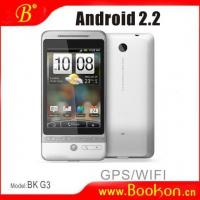 Buy cheap Android 2.2 OS Mobile Phone G3 from wholesalers