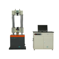250KG 1400mm Hydraulic Tensile Testing Machine Ultimate for sale
