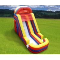 Buy cheap Outdoor Inflatable Slide product