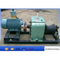 JJM3D Electric Cable Pulling Winch Machine 3KW One Year Warranty Manufactures