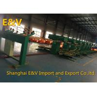 Buy cheap 8mm Copper Rod Upward Continuous Casting Machine Used For Copper Rod Make product