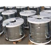 Customized Cutting Hot Dipped Galvanized Steel Strip Minimized Spangle JIS G3302 Standard Manufactures