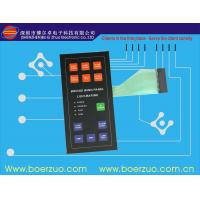 Buy cheap Scratchproof PC PVC Membrane Sticker 3M 467MP With Polycarbonate Overlay product