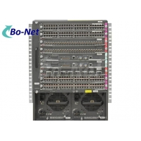 Buy cheap WS-C6509-E Catalyst 6500 Series 9 Slot Cisco Network Switch product
