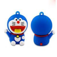 USB 2.0 128MB Custom USB Memory Stick , Doraemon USB Flash Drive
