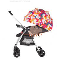 Buy cheap Two Way Push Baby Carriage Stroller Easy To Carry And Pack Aluminum Frame product