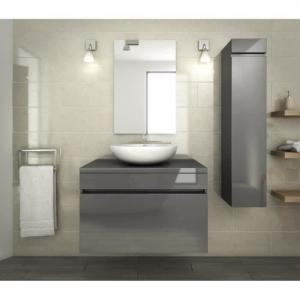 Buy cheap Popular Grey Modern Bathroom Vanities Ease Of Maintenance Long Lifespan product