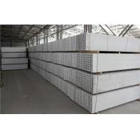 Buy quality Sound Insulation Concrete Precast Hollow Core Wall Panels 2800*600*100mm at wholesale prices