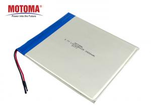 Buy cheap Large Capacity Tablet Lithium Battery 3400mAh Ternary Materials product