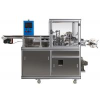 Buy cheap PLC Control Auto Packing Machine Cam Drive Toilet Soap Wrapping Machine product